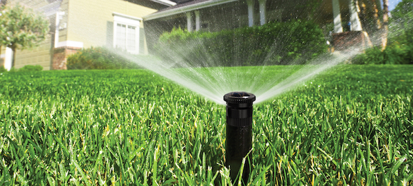 sprinkler repair Homerville, GA